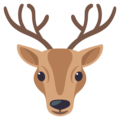 Deer on EmojiOne 3.1