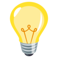 Image result for emoji light bulb