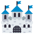 Castle on EmojiOne 3.1