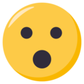 Face With Open Mouth on EmojiOne 3.1