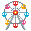 Ferris Wheel on EmojiOne 3.1