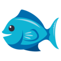 Fish on EmojiOne 3.1