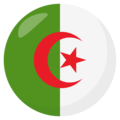 Algeria on EmojiOne 3.1