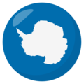 Antarctica on EmojiOne 3.1