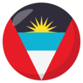 Antigua & Barbuda on EmojiOne 3.1
