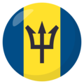Barbados on EmojiOne 3.1