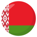 Belarus on EmojiOne 3.1