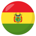 Bolivia on EmojiOne 3.1