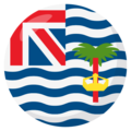 British Indian Ocean Territory on EmojiOne 3.1