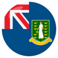 British Virgin Islands on EmojiOne 3.1