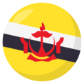 Brunei on EmojiOne 3.1