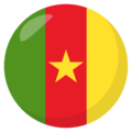 Cameroon on EmojiOne 3.1