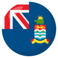 Cayman Islands on EmojiOne 3.1