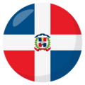 Dominican Republic on EmojiOne 3.1