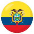 Ecuador on EmojiOne 3.1