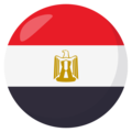 Egypt on EmojiOne 3.1