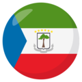 Equatorial Guinea on EmojiOne 3.1