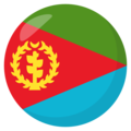 Eritrea on EmojiOne 3.1