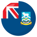 Falkland Islands on EmojiOne 3.1