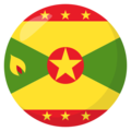 Grenada on EmojiOne 3.1