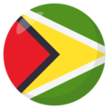 Guyana on EmojiOne 3.1