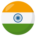 India on EmojiOne 3.1