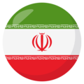 Iran on EmojiOne 3.1