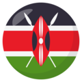 Kenya on EmojiOne 3.1