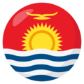 Kiribati on EmojiOne 3.1