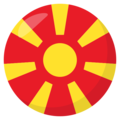 Macedonia on EmojiOne 3.1