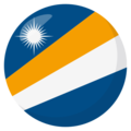 Marshall Islands on EmojiOne 3.1