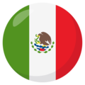 Mexico on EmojiOne 3.1