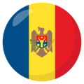 Moldova on EmojiOne 3.1