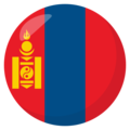 Mongolia on EmojiOne 3.1
