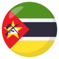 Mozambique on EmojiOne 3.1