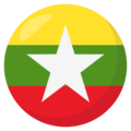 Myanmar (Burma) on EmojiOne 3.1