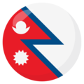 Nepal on EmojiOne 3.1