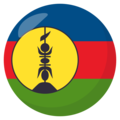 New Caledonia on EmojiOne 3.1