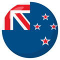 New Zealand on EmojiOne 3.1
