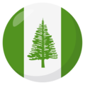 Norfolk Island on EmojiOne 3.1