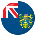 Pitcairn Islands on EmojiOne 3.1