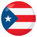 Puerto Rico on EmojiOne 3.1
