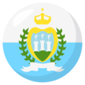 San Marino on EmojiOne 3.1