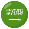 Saudi Arabia on EmojiOne 3.1
