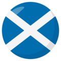 Flag for Scotland (GB-SCT) on EmojiOne 3.1