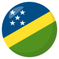 Solomon Islands on EmojiOne 3.1