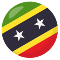 St. Kitts & Nevis on EmojiOne 3.1