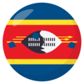 Swaziland on EmojiOne 3.1