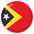 Timor-Leste on EmojiOne 3.1
