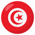 Tunisia on EmojiOne 3.1